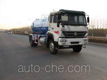 绿叶牌JYJ5164GXWD型吸污车