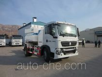Luye JYJ5167GQWD sewer flusher and suction truck