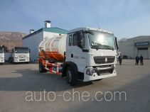 Luye JYJ5167GXWD sewage suction truck