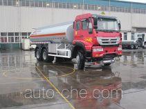 Luye JYJ5251GJYD fuel tank truck