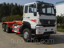 Luye JYJ5251ZXXD detachable body garbage truck