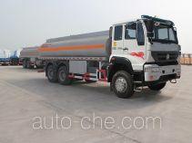 Luye JYJ5254GJYD fuel tank truck