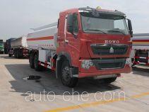 Luye JYJ5257GJYD1 fuel tank truck