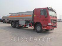 Luye JYJ5257GYYD oil tank truck