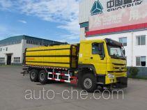 Luye JYJ5257TCXE1 snow remover truck