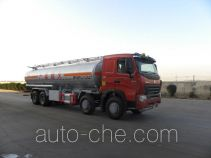 Luye JYJ5312GYY oil tank truck