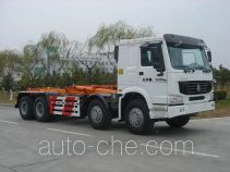 Luye JYJ5312ZXX detachable body garbage truck