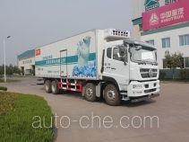 Luye JYJ5313XLCD refrigerated truck