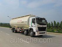Luye JYJ5317GFL low-density bulk powder transport tank truck