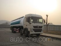 Luye JYJ5317GFLD low-density bulk powder transport tank truck