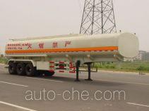 Luye JYJ9400GJY fuel tank trailer