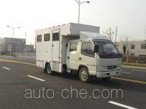 Jiazhuo JZC5042XYM horse transport van truck
