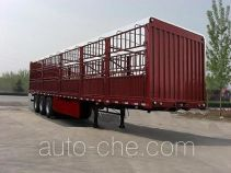 Qiao JZS9370CCY stake trailer
