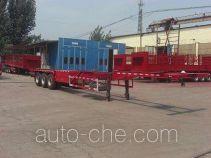 Qiao JZS9400TJZG container transport trailer
