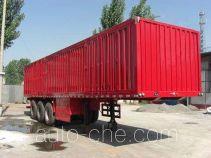 Qiao JZS9400XXY box body van trailer