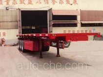 Qiao JZS9401ZZXP flatbed dump trailer