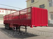 Qiao JZS9404CCY stake trailer