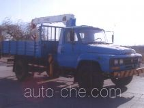 Jinzhong JZX5090JSQ3 грузовик с краном-манипулятором (КМУ)