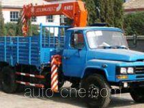 Jinzhong JZX5090JSQ3.2 truck mounted loader crane