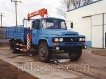 Jinzhong JZX5090JSQ3.2A truck mounted loader crane