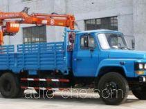 Jinzhong JZX5090JSQ3.2Q truck mounted loader crane