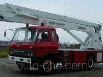 Jinzhong JZX5100JXFCDQ22 пожарная автовышка