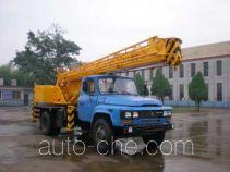 Jinzhong  QY8F JZX5103JQZQY8F truck crane