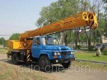 Jinzhong  QY8FV-Ⅱ JZX5116JQZQY8FV-Ⅱ truck crane
