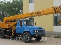 Jinzhong  QY8NV JZX5117JQZQY8NV truck crane