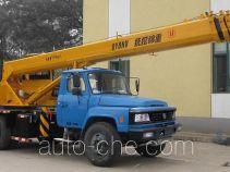 Jinzhong  QY8NV JZX5119JQZQY8NV truck crane