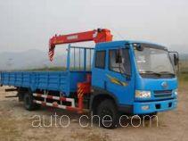 Jinzhong JZX5121JSQ грузовик с краном-манипулятором (КМУ)