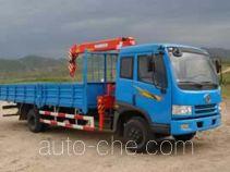 Jinzhong JZX5122JSQ грузовик с краном-манипулятором (КМУ)