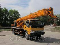 Jinzhong  QY10 JZX5130JQZQY10 truck crane