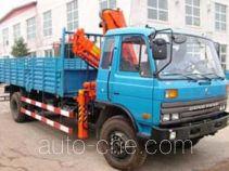 Jinzhong JZX5140JSQ3.2Q truck mounted loader crane