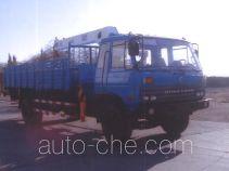 Jinzhong JZX5140JSQ5 truck mounted loader crane