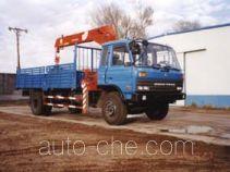 Jinzhong JZX5140JSQ6.3A truck mounted loader crane