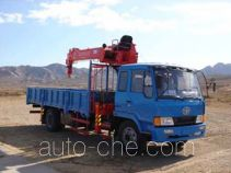 Jinzhong JZX5141JSQ грузовик с краном-манипулятором (КМУ)
