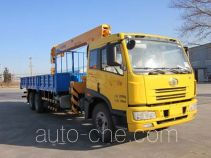 Jinzhong JZX5250JSQ грузовик с краном-манипулятором (КМУ)