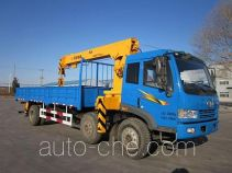 Jinzhong JZX5251JSQ грузовик с краном-манипулятором (КМУ)