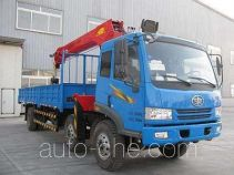 Jinzhong JZX5253JSQ грузовик с краном-манипулятором (КМУ)