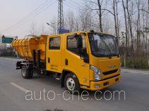 Xinyi JZZ5070ZZZ self-loading garbage truck
