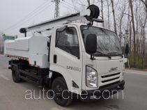 鑫意牌JZZ5081TWG型挖掏式管道疏通车
