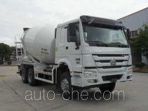 凯鲍牌KB5251GJBZ1型混凝土搅拌运输车