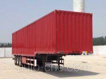 Kaidijie KDJ9400XXY box body van trailer