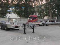 Kaidijie KDJ9403TJZE container transport trailer