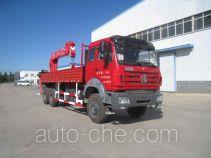 Jinduoli KDL5251JSQ truck mounted loader crane