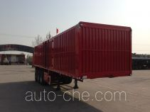 Jinduoli box body van trailer