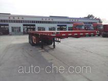 Jinduoli KDL9401ZZXP flatbed dump trailer