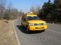 North Traffic Kaifan KFM5023TZM emergency car with lighting equipment