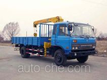 North Traffic Kaifan KFM5120JSQ truck mounted loader crane